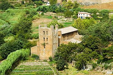 Santa Maria Maggiore church, Tuscania, Viterbo, Latium, Lazio, Italy, Europe