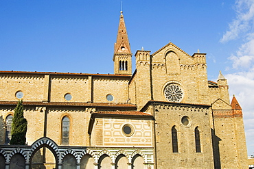Church of Santa Maria Novella, Florence, UNESCO World Heritage Site, Tuscany, Italy, Europe