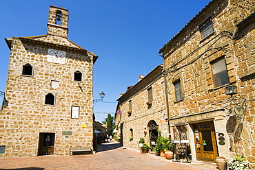 Sovana, Grosseto, Tuscany, Italy, Europe - 765-715