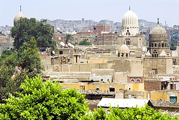 City of The Dead, Cairo, Egypt, North Africa, Africa