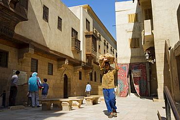 Bait El Suhaymi, El Moeiz, Khan El Khalili, Cairo, Egypt, North Africa, Africa