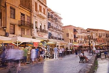Chania (Xania) (Hania), Crete, Greece, Europe