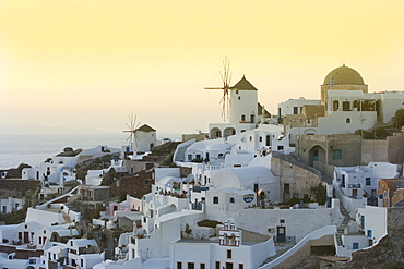 Oia, Santorini (Thira), Cyclades Islands, Greek Islands, Greece, Europe