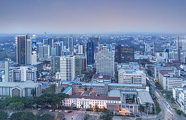 Nairobi, Kenya, East Africa, Africa