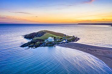 Bigbury on Sea, Bigbury, Devon, England, United Kingdom, Europe