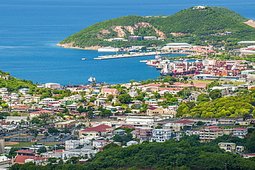 Charlotte Amalie on Saint Thomas, US Virgin Islands