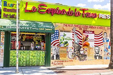 Little Havana, Miami's Cuban district, Miami, Florida, United States of America, North America