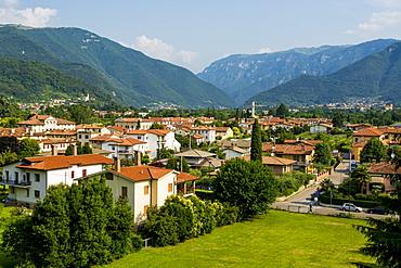 Bassano del Grappa, Veneto region, Italy, Europe