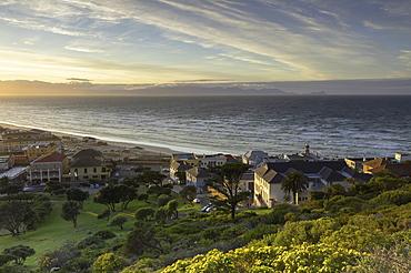 Muizenberg Beach, Cape Town, Western Cape, South Africa, Africa