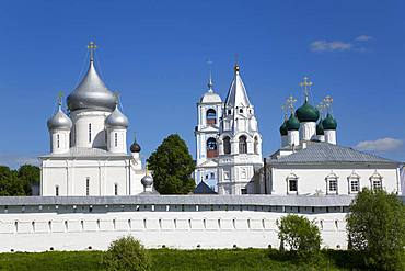 Nikitsky Monastery, Pereslavl-Zalessky, Golden Ring, Yaroslavl Oblast, Russia, Europe