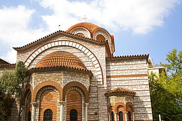 St. Johns Forerunner's Parish, Athens, Greece, Europe
