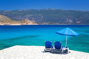 St. George Beach, St. George Island, near Kastellorizo (Megisti) Island, Dodecanese Group, Greek Islands, Greece, Europe