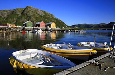 Lauvsnes, Flatanger, Nord-Trondelag, Norway, Scandinavia, Europe