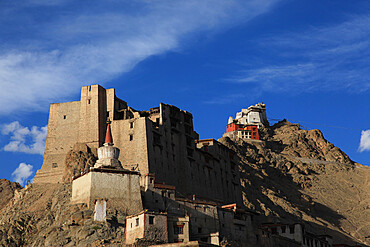 Leh Palace, Leh, Ladakh, Indian Himalaya, India, Asia