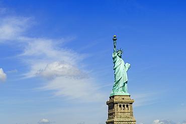 Statue of Liberty, New York City, New York, United States of America, North America