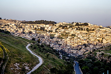 Silwan, Jerusalem, Israel, Middle East