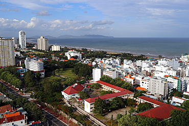 City of Vung Tau, Vietnam, Indochina, Southeast Asia, Asia