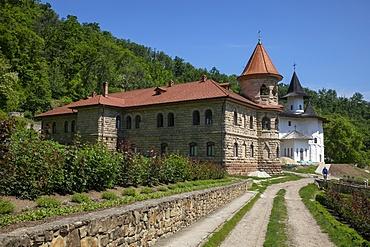 Rudi Orthodox Monastery, Soroca, Moldova, Europe