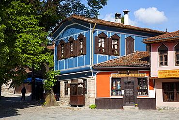 20th April Square, Old Town Market Square, Koprivshtitsa, Bulgaria, Europe