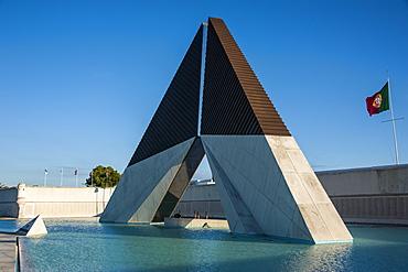 Monumento aos Combatentes do Ultramar, Belem, Lisbon, Portugal, Europe