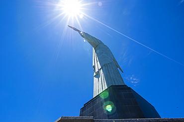 Christ the Redeemer statue, Rio de Janeiro, Brazil, South America