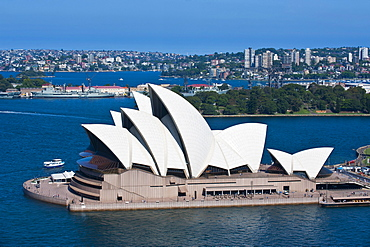 The famous Opera House, UNESCO World Heritage Site, Sydney, New South Wales, Australia, Pacific