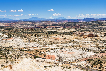 Grand Staircase Escalante National Monument, Utah, United States of America, North America