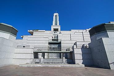 Mormon Conference Center on Temple Square, Salt Lake City, Utah, United States of America, North America