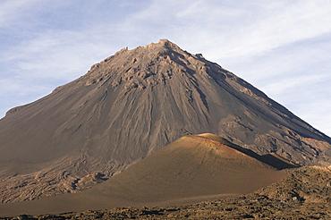 Volcano on Fogo, Cape Verde Islands, Africa