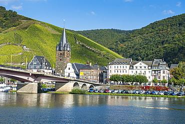 Bernkastel-Kues, Moselle Valley, Rhineland-Palatinate, Germany, Europe
