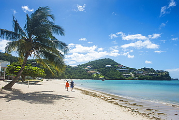 Mourne Rouge beach, Grenada, Windward Islands, West Indies, Caribbean, Central America
