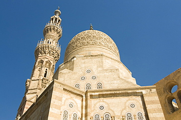 Mosque of Mahmoud Pasha, Cairo, Egypt, North Africa, Africa