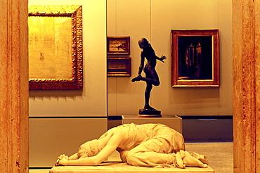 Ca'Pesaro Gallery of Modern Art, Venice, Veneto, Italy, Europe