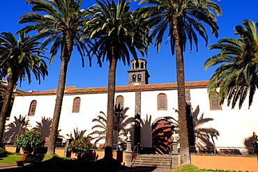 Church of the Immaculate Conception, San Cristobal de La Laguna, Tenerife, Canary Islands, Spain, Europe
