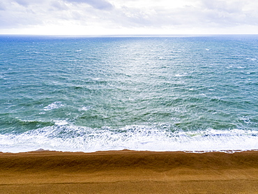 Chesil Beach, Dorset, England, United Kingdom, Europe