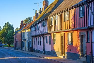Southgate Street, Bury St. Edmunds, Suffolk, England, United Kingdom, Europe