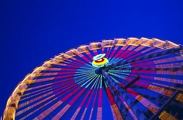 Lighted big wheel