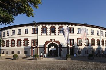 Elisabethenburg Palace, Meiningen, Rhoen, Thuringia, Germany, Europe