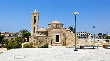 Agia Paraskevi church, also called Ayia Paraskevi church, Yeroskipou, UNESCO World Heritage site, southern Cyprus