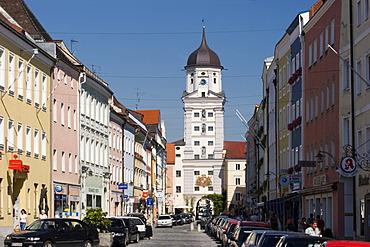 Vilshofen Lower Bavaria Germany