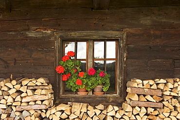 Open-air museum Finsterau Bavarian Forest Germany