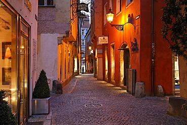 Old Town Regensburg Bavaria Germany