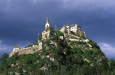 Hochosterwitz castle , Carinthia Austria