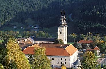 Gurk cathedral , Carinthia , Austria