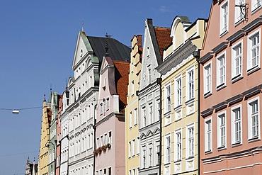 Landshut, Lower Bavaria, Germany