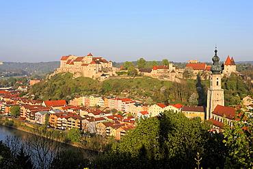 Burghausen, Upper Bavaria, Germany,