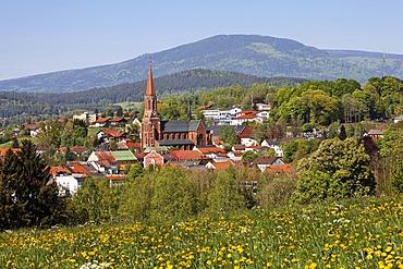 Zwiesel, Bayerischer Wald, Lower Bavaria, Germany