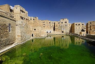 Cisterne of Habbaba, Yemen