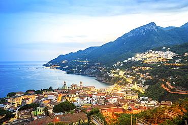 Vietri Sul Mare, Amalfi Coast, Salerno, Campania, Italy, Europe