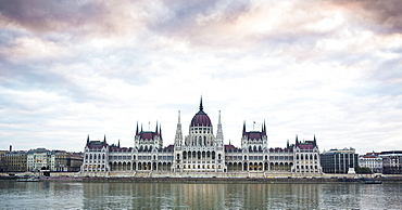 Parliament, Budapest, Hungary, Europe